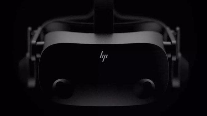 HP, Valve, dan Microsoft garap headset VR baru. (Doc: HP)
