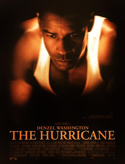 Denzel Washington Movie Titles - The Hurricane