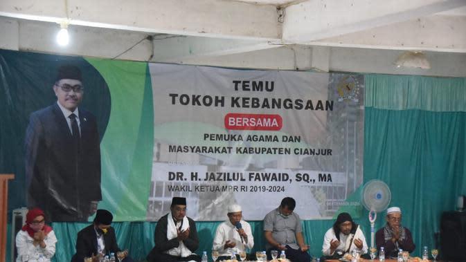 Gus Jazil Sebut Cianjur Punya Potensi Wisata yang Tak Kalah dengan Bogor dan Bandung