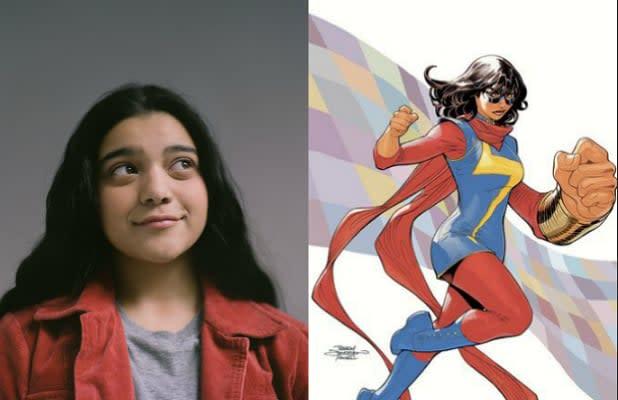 Newcomer Iman Vellani to Play Muslim Superhero Kamala Khan in 'Ms Marvel'