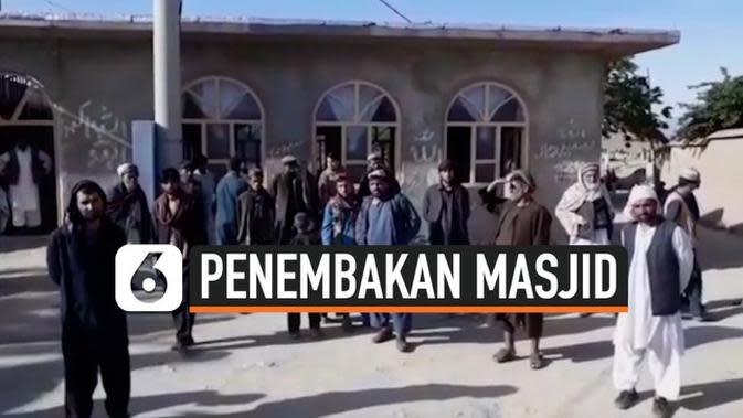 VIDEO: Sedang Buka Puasa Masjid Ditembaki, 8 Tewas