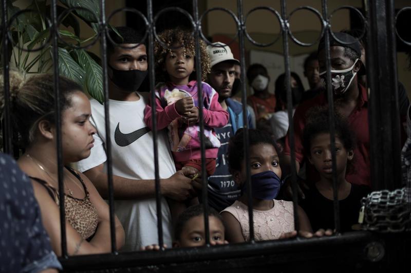Brazil Rising Poverty