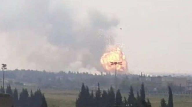 VIVA Militer: Serangan rudal Israel ke Suriah.