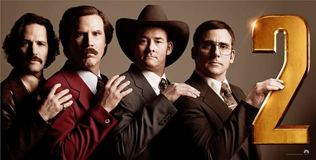 'Anchorman' 2 Trailer: Brick Turns On His Love Lamp