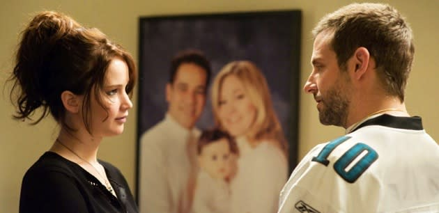 REVIEW: Less-Than-Sterling 'Silver Linings Playbook' Shines During Messy Family Moments