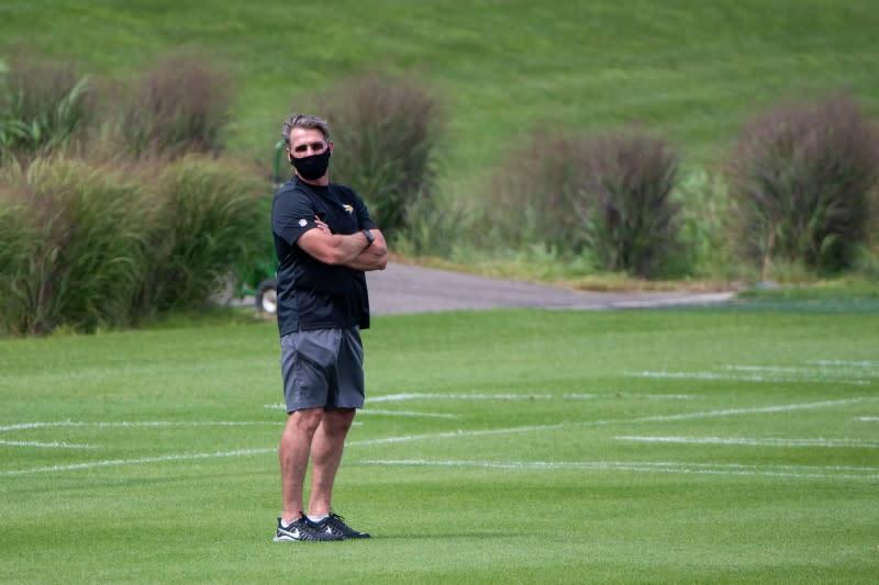 Vikings GM senses turnaround coming