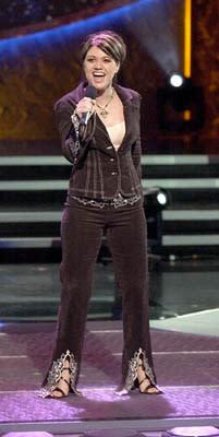 """Kelly Clarkson Final Three Fox's """"American Idol"""" - 2002"""
