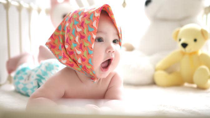 ilustrasi anak bayi /Photo by Pixabay on Pexels
