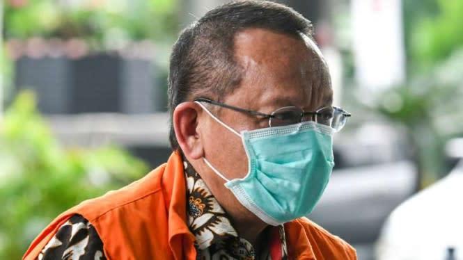 KPK Kembali Perpanjang Masa Penahanan Nurhadi Selama 30 Hari