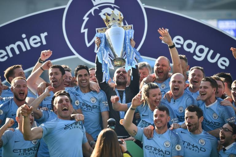 Premier League champions Manchester City face a two-year ban from the Champions League