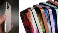 iPhone 12出現「5鏡頭」?真機照洩密,變回賈伯斯風格