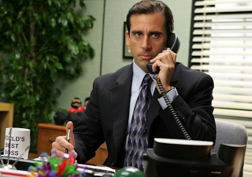 Exclusive: Steve Carell Back for The Office Finale