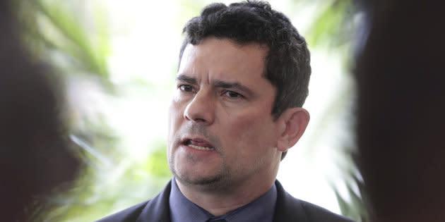 O futuro ministro da Justiça, Sergio Moro, que anunciou nesta segunda-feira (17) mais um nome para a sua pasta