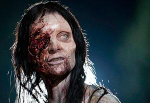 Exclusive: See How The Walking Dead's Most Gruesome Scenes Come to Life