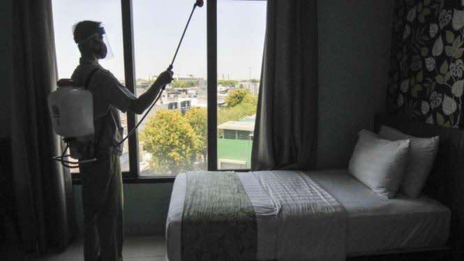 Protokol Kesehatan di Hotel Agar Pengunjung Aman