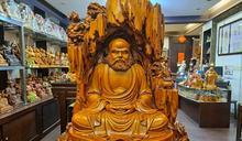 九龍佛具&九龍佛像木雕藝術-新北板橋神像