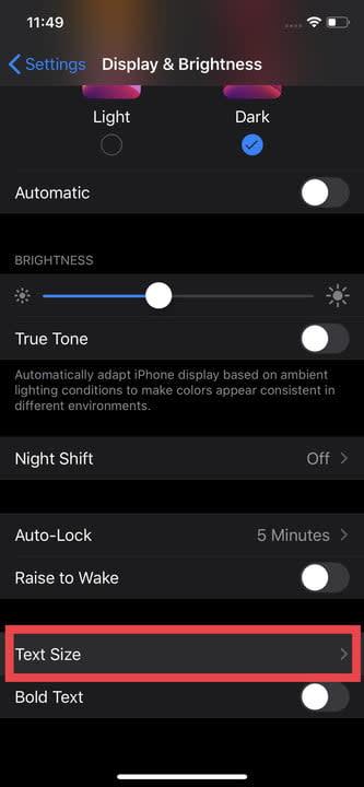 apple iphone 11 settings pro max zoom1