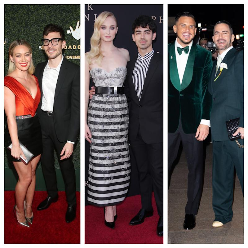 Celebrity Weddings 2019: The Most Talked-About Celebrity Weddings Of 2019