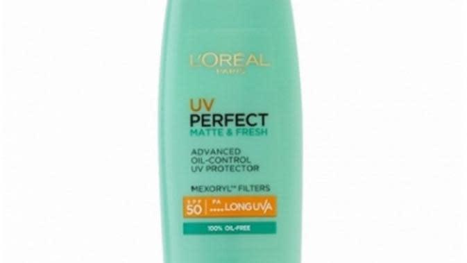 ilustrasi rekomendasi sunscreen untuk kulit berminyak/loreal-paris.co.id