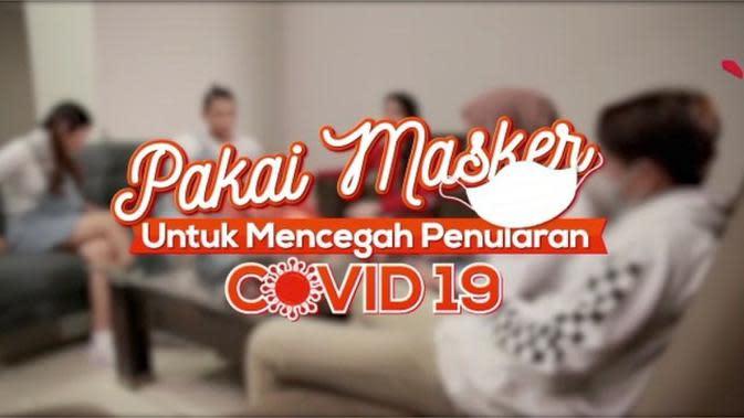 VIDEO: Cegah Covid-19, Lesti dan Bilar Diingatkan Selalu Pakai Masker