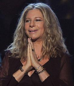 "Barbra Streisand Shows Up in ""Indiana Jones"" Footage, Of Course"
