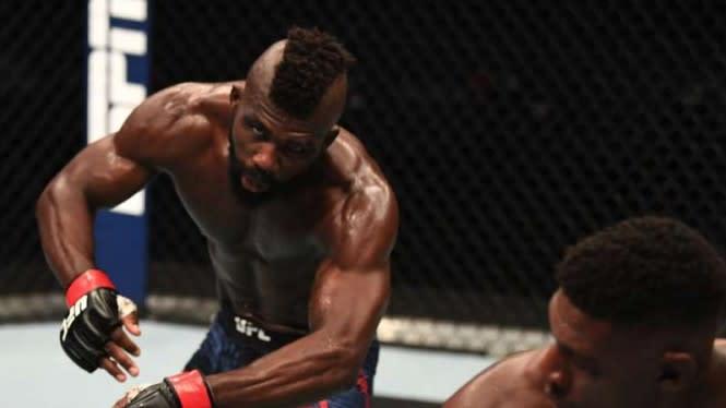 KO Mengerikan UFC Punya Julukan Tendangan Wakanda