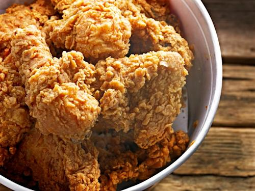 Eat All the Fried Chicken You Want!