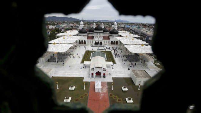 Majelis Ulama Usul Kegiatan Pengkajian Tauhid Tasawuf di Aceh Disetop