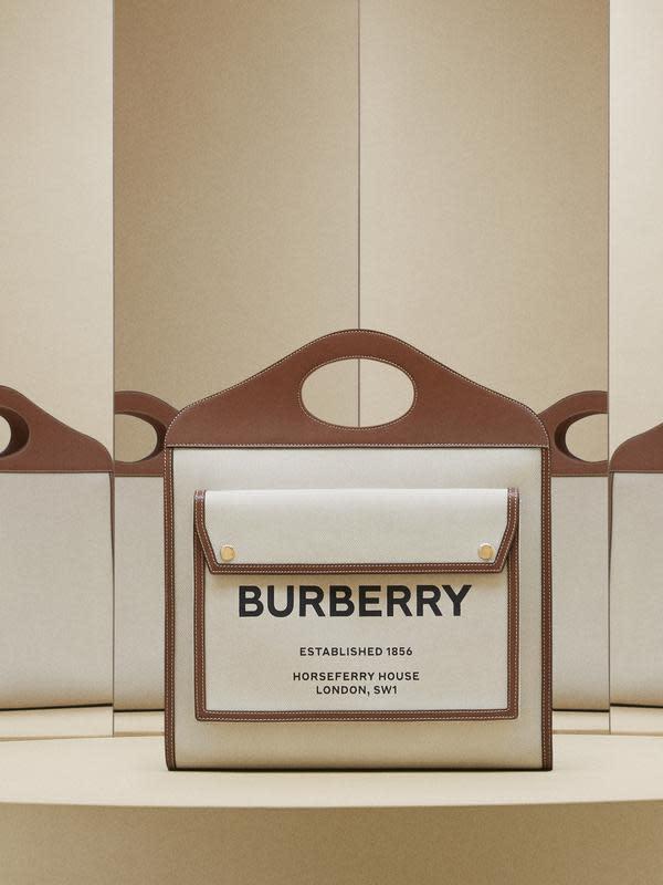 Tas Pocket Bag Burberry (Dok. Burberry)