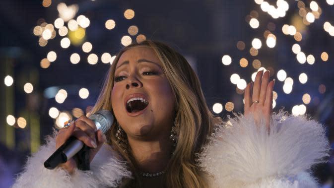Mariah Carey. I (DON EMMERT AFP)