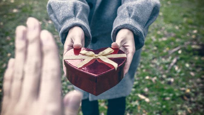Cinta bertepuk sebelah tangan (Foto: iStock)