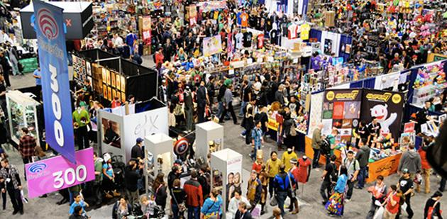 WonderCon 2013: 'Evil Dead,' 'Pacific Rim' and Shakespeare Invade This Year's Convention