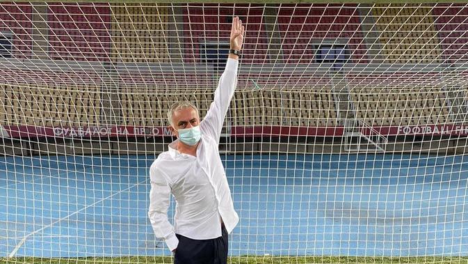 Jose Mourinho. (dok. Instagram/Jose Mourinho)