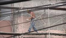 板模工人挑戰滿工30天 月薪驚呆網