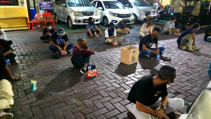 Wakca Balaka Kecam Penangkapan Pelajar dalam Demo Tolak Omnibus Law