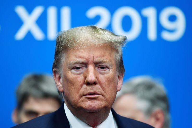 Trump sebut pembicaraan perdagangan dengan China berjalan sangat baik