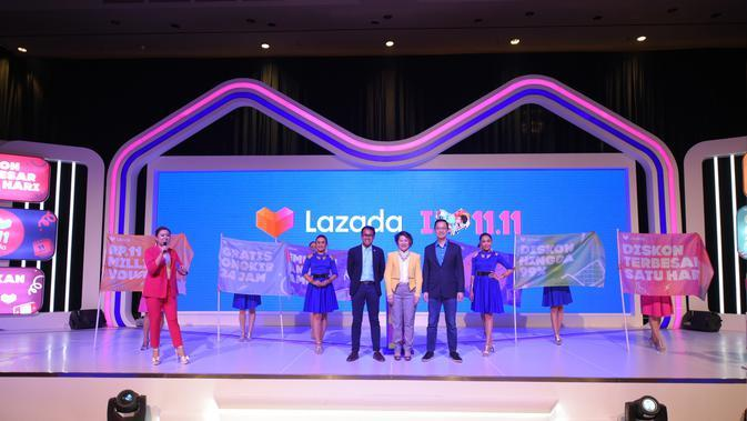 Festival 11.11 Lazada | BCW untuk Lazada Indonesia