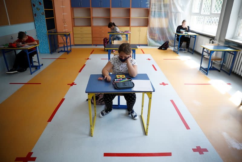 Poland plans to fully reopen schools in September despite COVID-19 spike