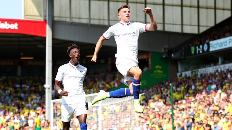 Lampard: In-form Mount performing like a Chelsea player