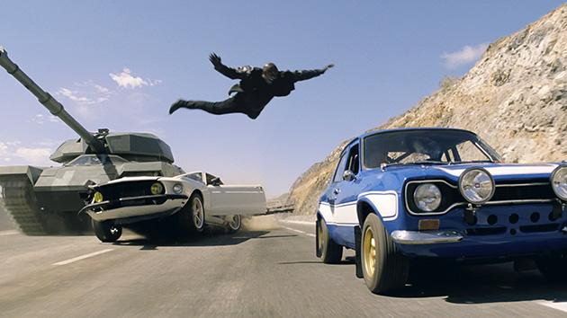 'Fast & Furious 6′ looks bigger and badder than ever in Super Bowl spot