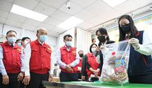 蘇揆視察春節國際包裹檢疫 提醒全力防堵非洲豬瘟