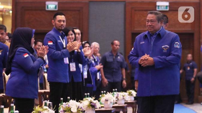Doa SBY untuk Ibunda Jokowi: Semoga Ibu Hidup Tenang di Sisi Allah SWT