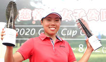 高爾夫》安禾佑職業二連勝,名列業餘世界十強