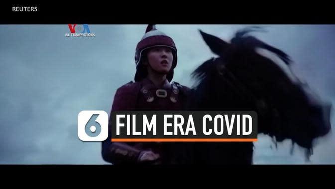 VIDEO: Perbedaan Strategi 'Tenet' dan 'Mulan' dalam Perfilman Era Covid