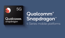 高通宣佈將5G擴展至Snapdragon4系列行動平台