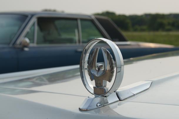 Guess the hood ornament: Flickr photo of the day