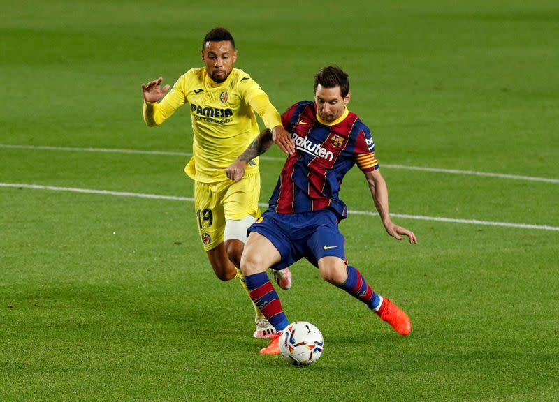 Villarreal's Coquelin tears hamstring