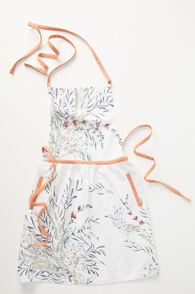 Printemps Apron. Image via Anthropologie.