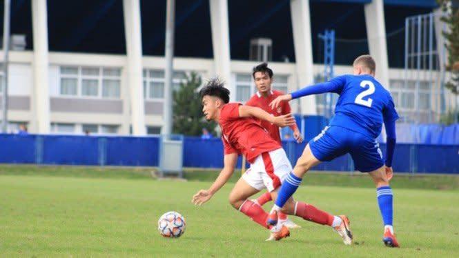 Timnas U-19 Vs Makedonia Utara: Garuda Muda Punya Strategi Mematikan