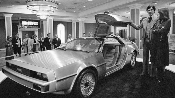 Oct. 19: John DeLorean busted for $24 million drug deal on this date in 1982